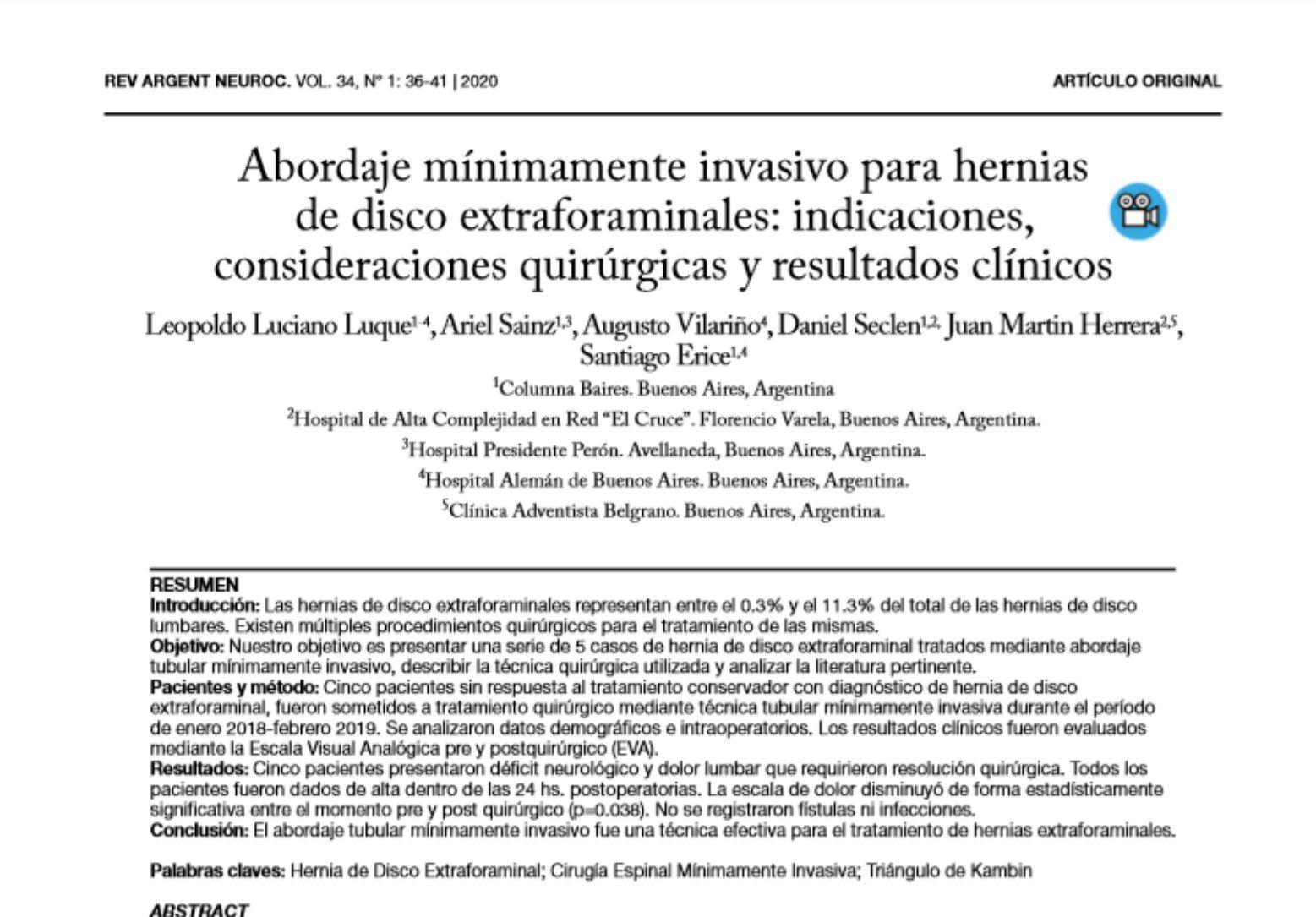 abordaje minimamente invasivo para hernias